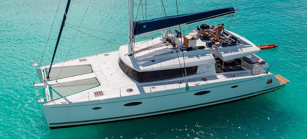 Flagship Class Yacht
