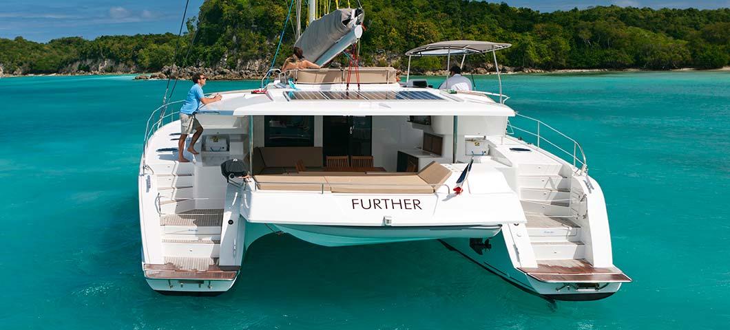 Luxury Class Yacht