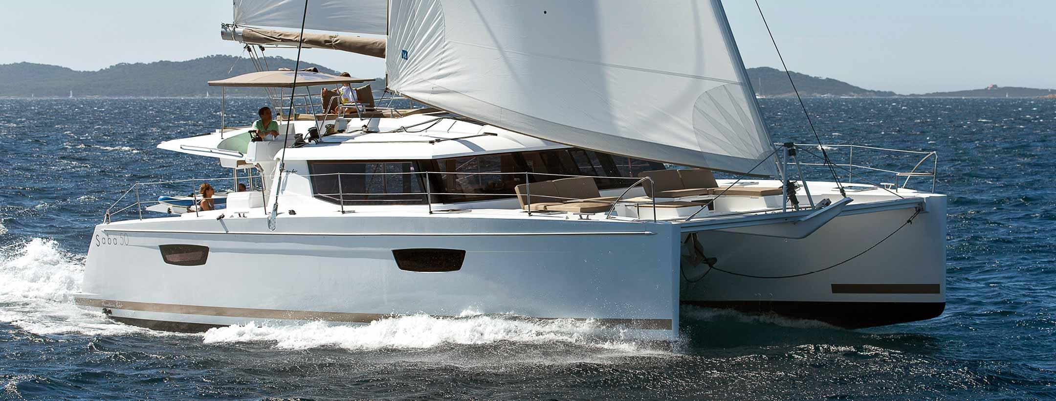 TradeWinds 52 Cruising Class Yacht