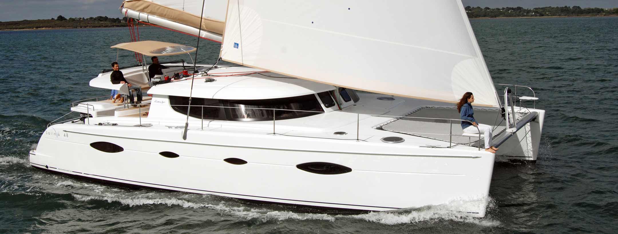 TradeWinds 50 Cruising Class Yacht