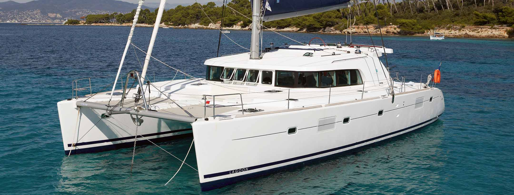 TradeWinds Lagoon 500 Cruising Class Yacht