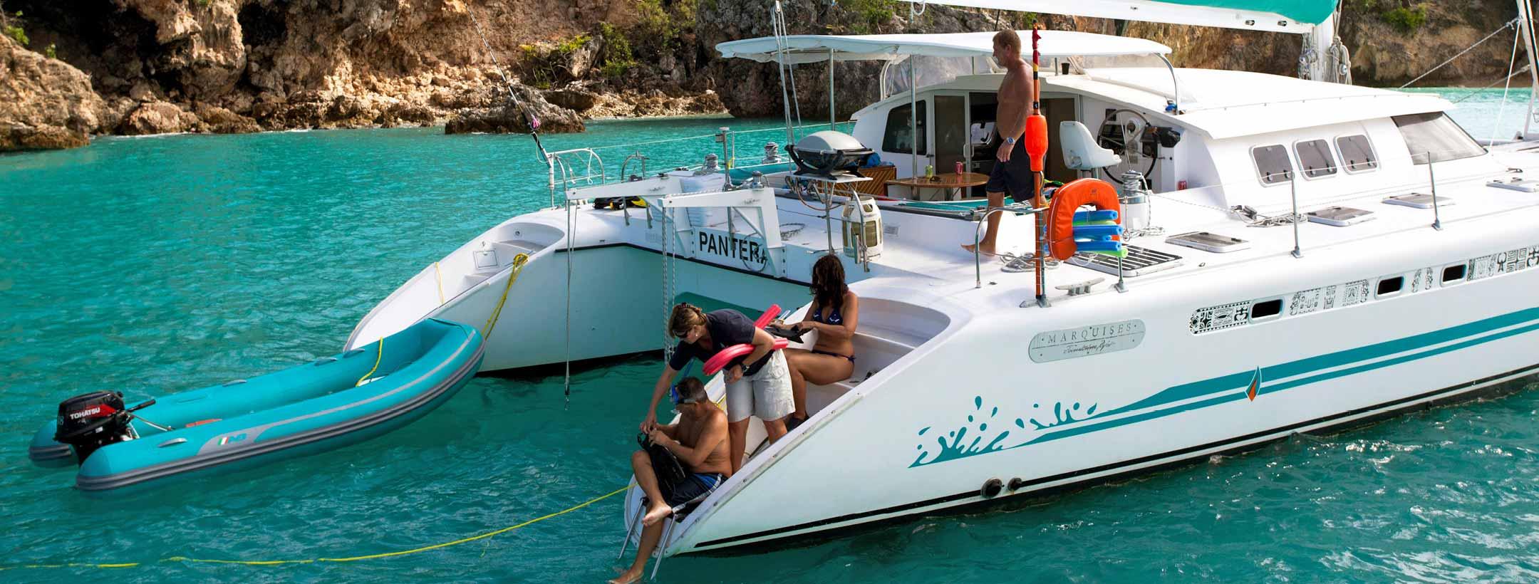 TradeWinds Marquises 56 Cruising Class Yacht