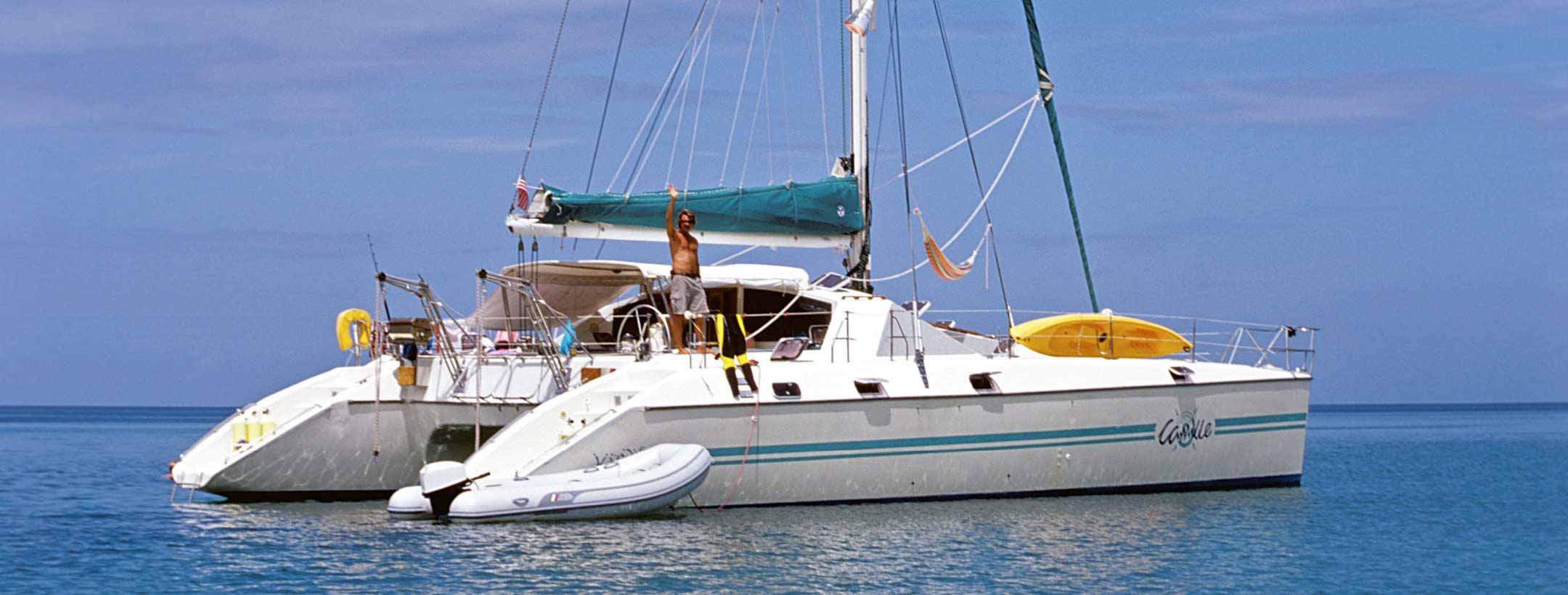 TradeWinds Privilege 51 Cruising Class Yacht