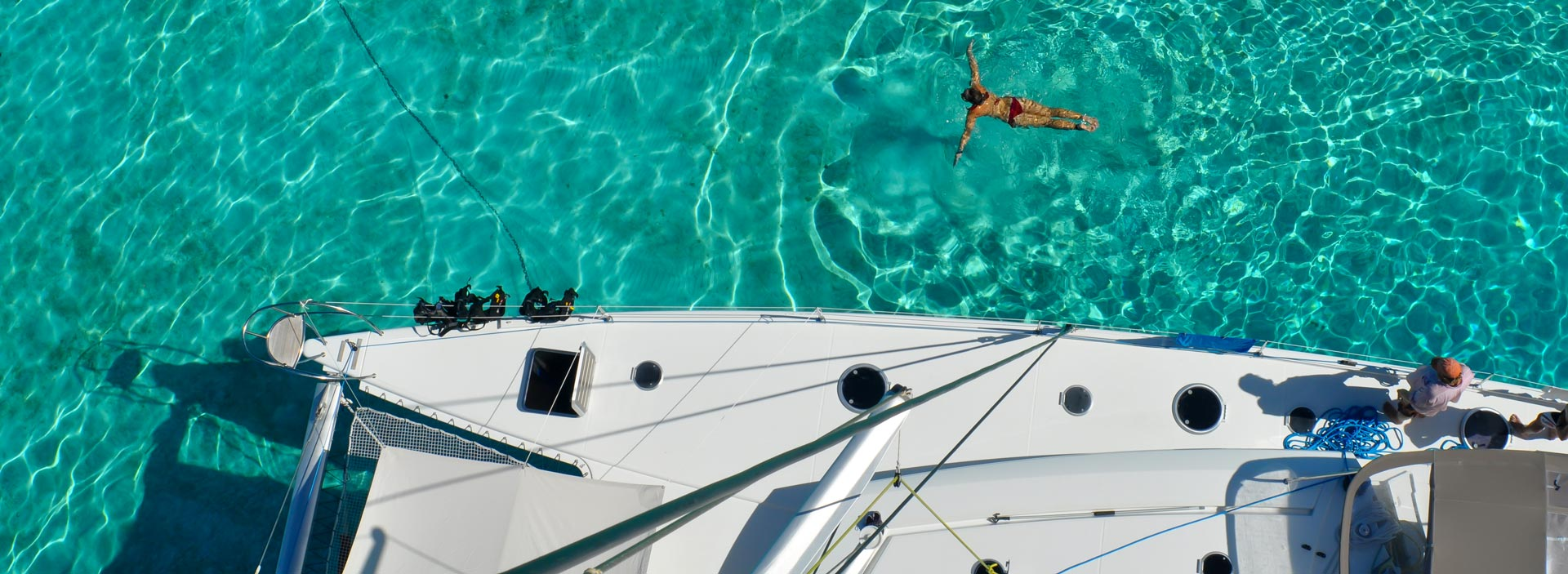 Luxury sailing with TradeWinds