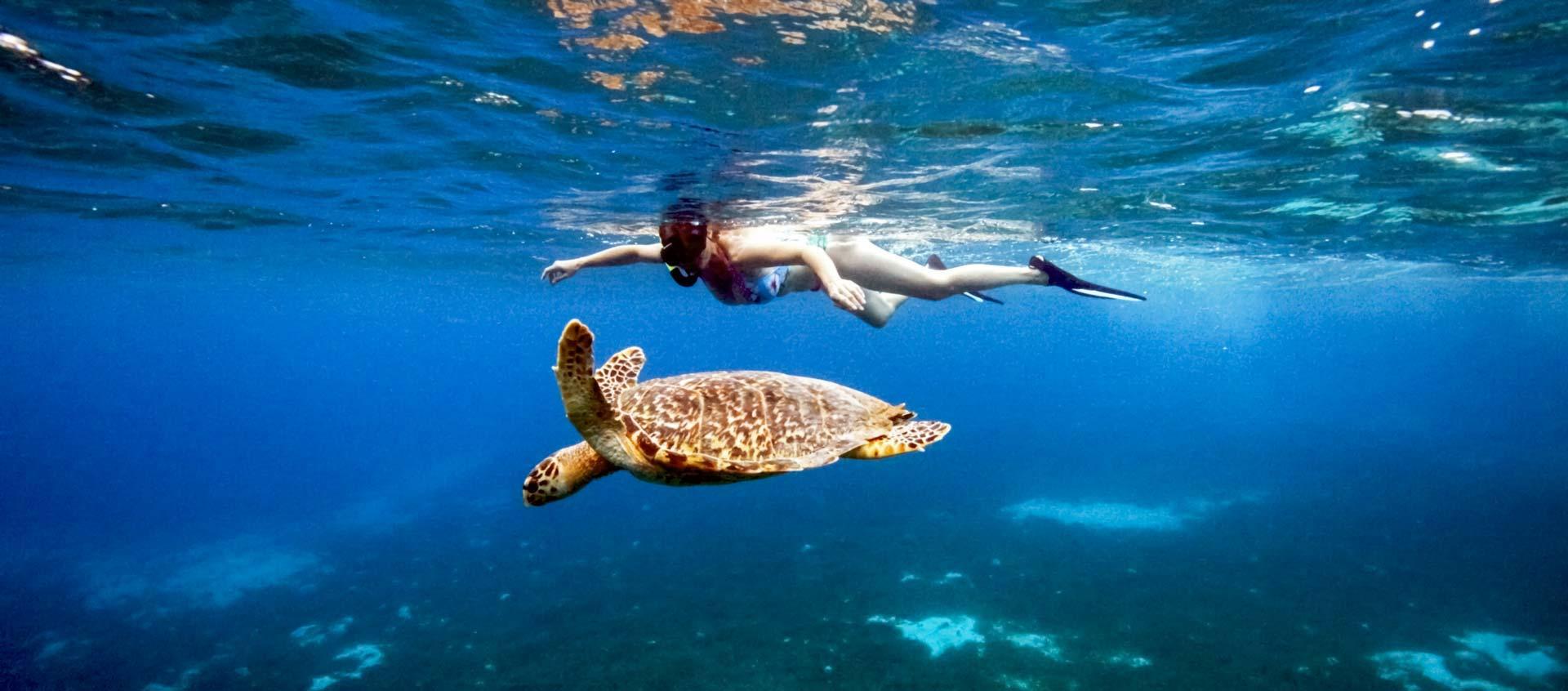 Barefoot fun in the British Virgin Islands