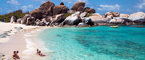 British Virgin Islands destination