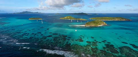 St. Vincent and the Grenadines, Bequia destination