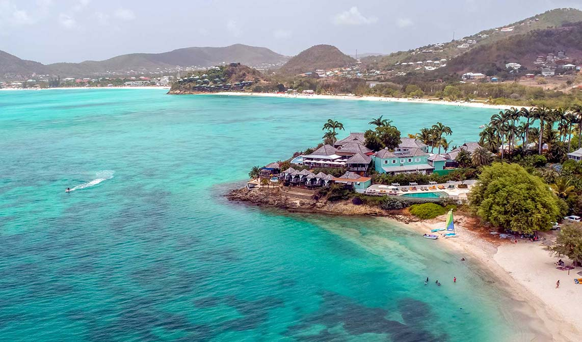 Antigua destination