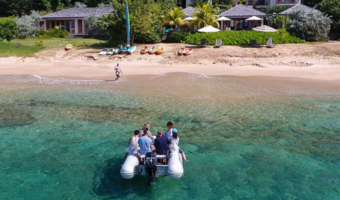 St. Vincent and the Grenadines, Mayreau destination