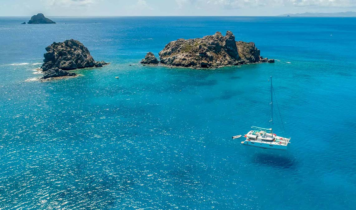 St. Martin, Anguilla and St. Barths destination