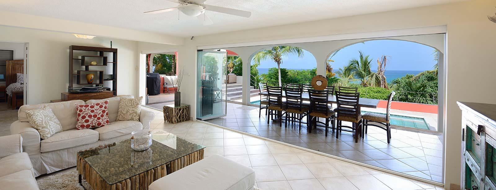 Sint Maarten, Pelican Villa