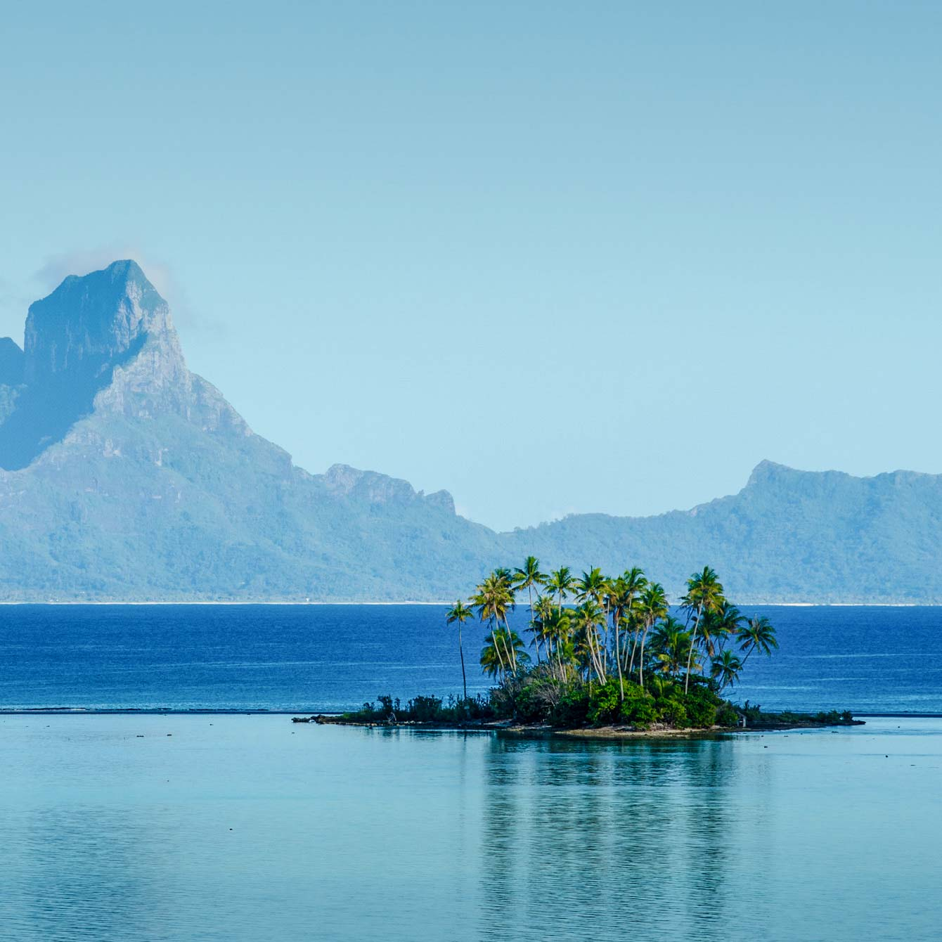 French Polynesia, Society Islands Vacation