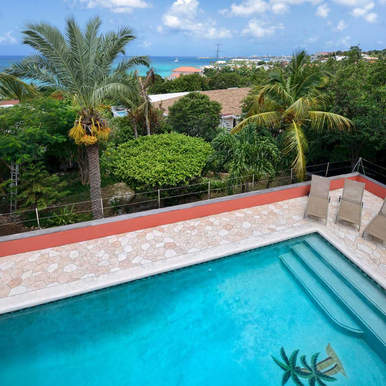 Pelican Villa, Sint Maarten Vacation