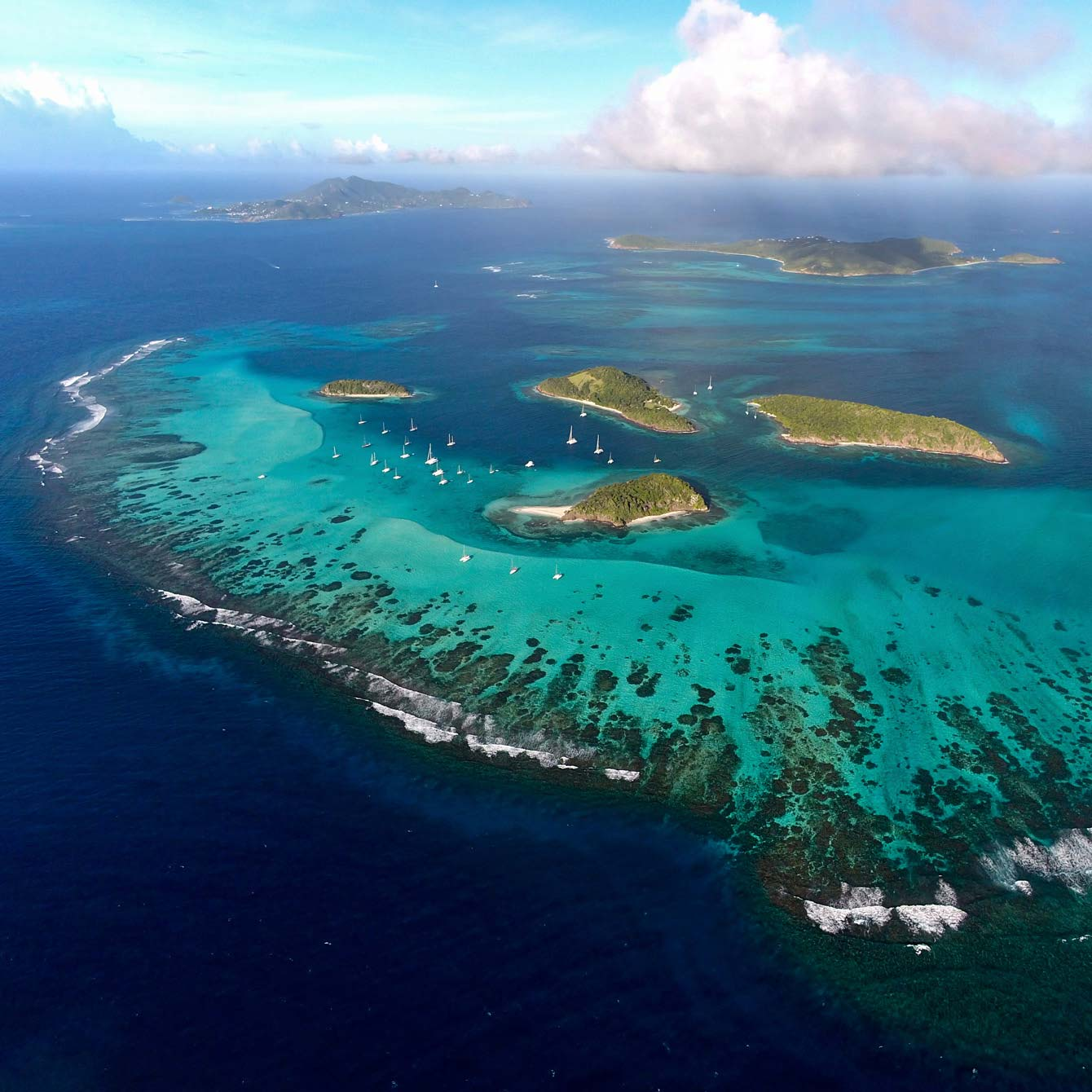 St. Vincent and the Grenadines, Bequia Vacation