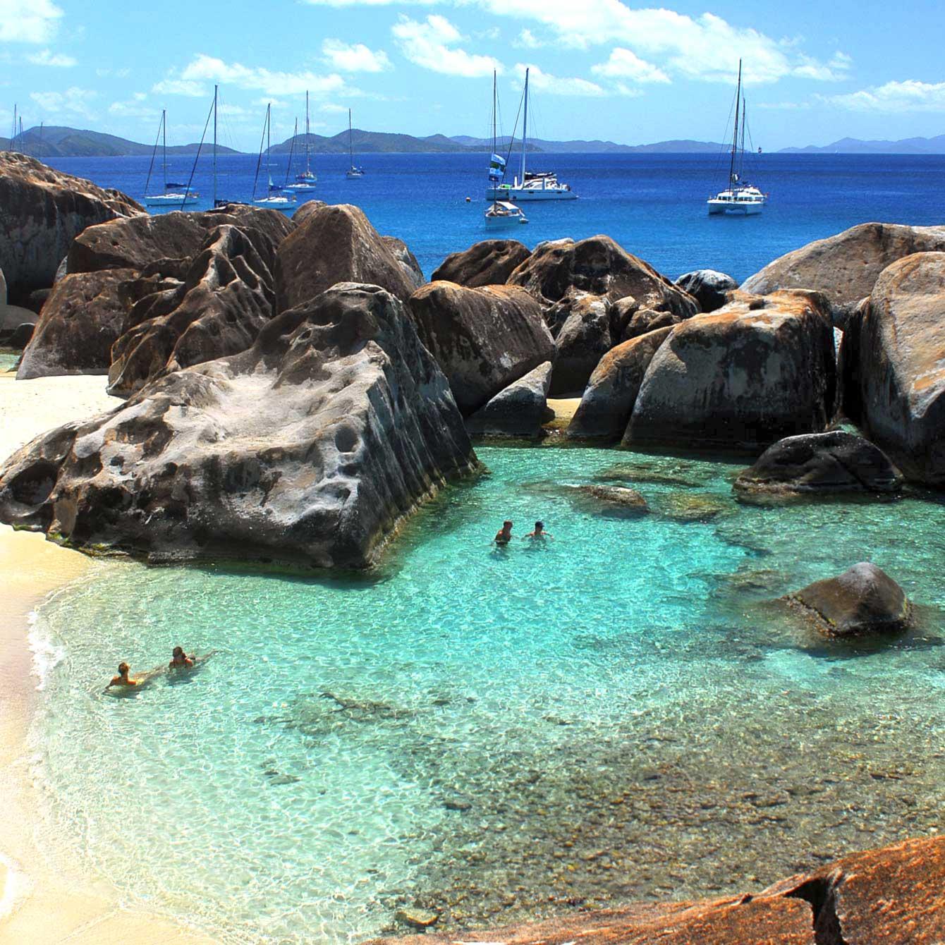 British Virgin Islands, Tortola Vacation
