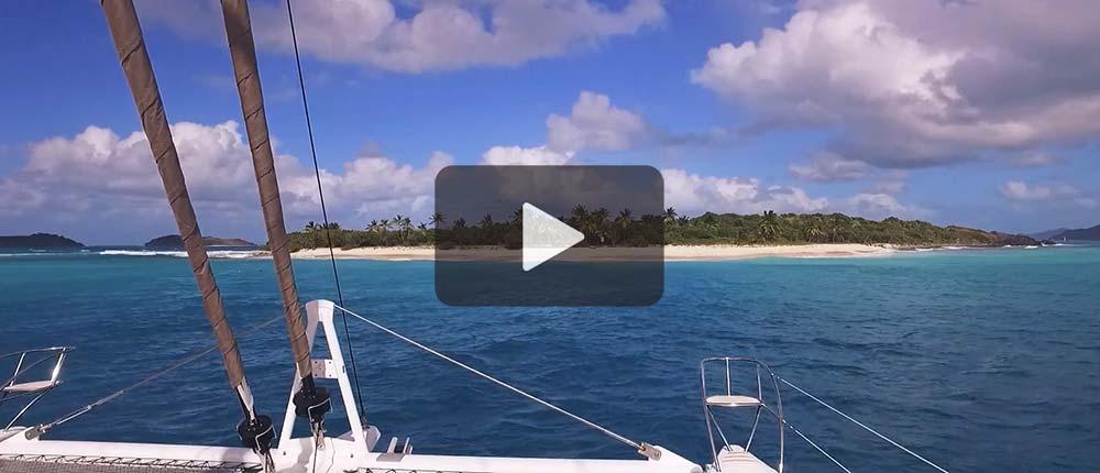Sail in BVI