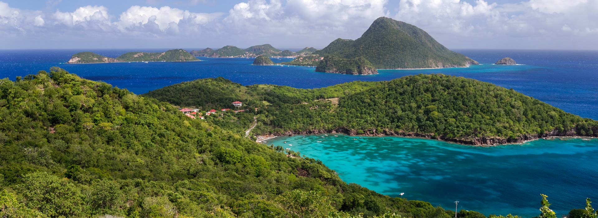 Explore The Beauty Of Caribbean: Guadeloupe Sailing Vacation